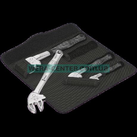 Набір ріжкових ключів WERA 6004 Joker, з автоналаштуванням, 05020110001