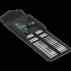 Набір Kraftform Kompakt 400, з поперечною ручкою та змінними насадками, 05057470001
