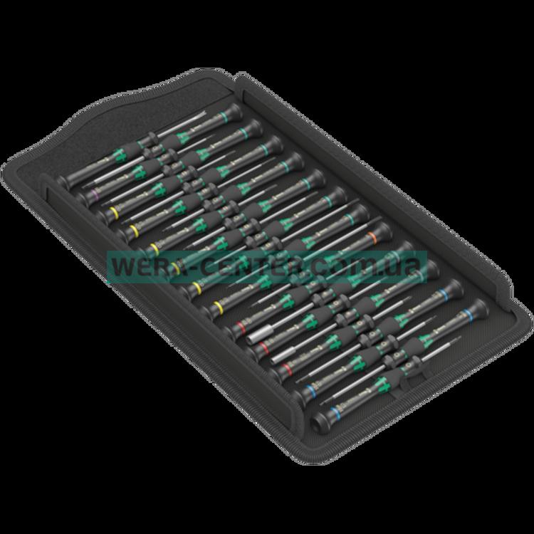 Набір мікровикруток Kraftform Micro Big Pack 1 для електронників, 05134000001