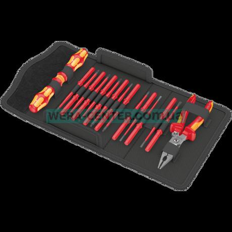 Набір Kraftform Kompakt VDE 17 extra slim 1, 05136027001