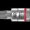 """Викруткова головка Zyklop 8767 A HF TORX® з приводом 1/4"""", з фіксуючою функцією, 05003371001, TX40×28.0мм"""