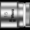 "Торцева головка Zyklop 1/4"" 8790 HMA, 05003499001, 15.0x23.0мм"