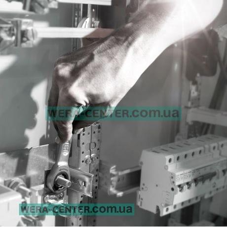 Набір комбінованих ключів з тріскачкою WERA  JOKER, 05020013001 (11 шт.)