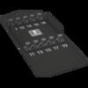 Сумка для торцевих головок 8790 C HF 10, 05136457001