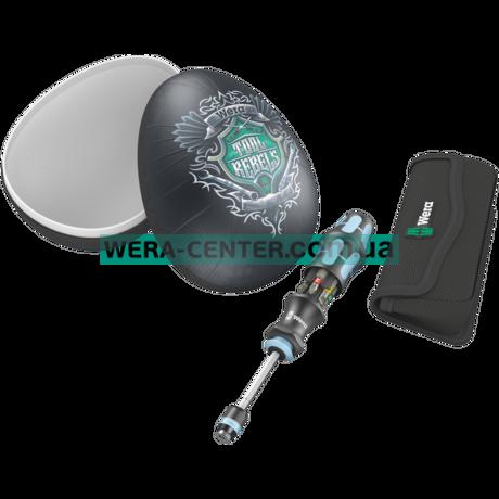 Великоднє яйце Kraftform Kompakt 20 Wera Tool Rebel, 05134211001